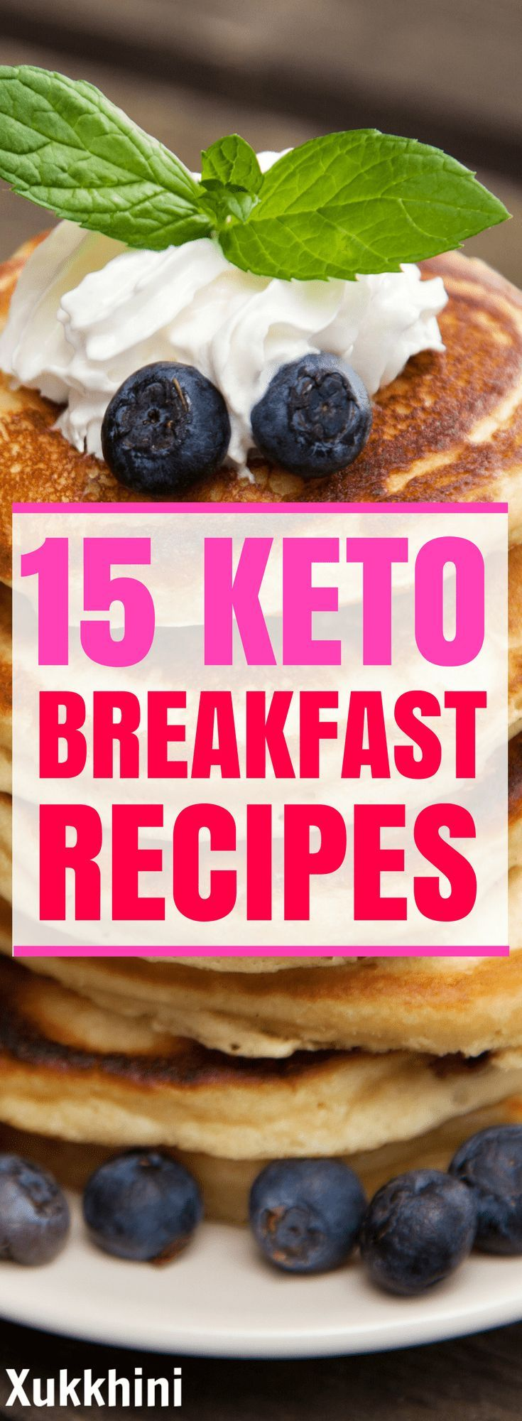 15 Keto Breakfast Recipes: Best Quick & Easy Low Carb Recipes
