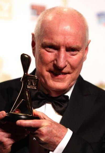 "Home and Away, Alf Stewart played by Ray Meagher. ""You're pretty cool Mr Stewart""."