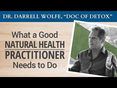 """Is your natural health practitioner merely """"treating you"""" or ..."""
