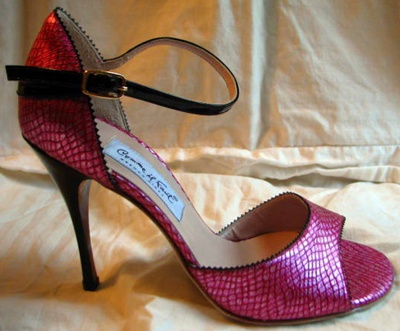 beautiful Tango shoes