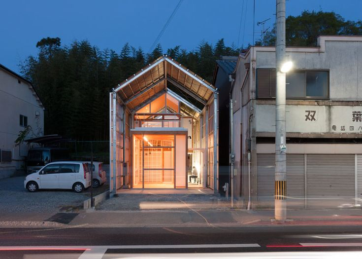 house of 33 years by megumi matsubara - Japanese Architecture Small Houses
