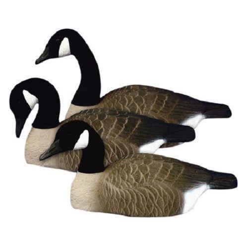 Hunting Goose Decoy Higdon Standard Goose Half Shell Canada 6 Pack #HigdonDecoys
