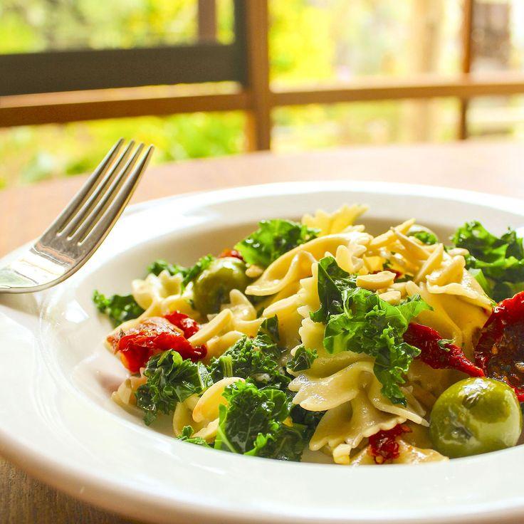 Pasta Salad -VeganEasy.org