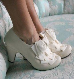 Bridal Shoes -Chie Mihara