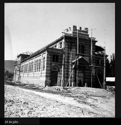 20 de Julio. Archivo Nacional
