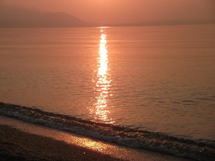 This summer... no words ;)  Nea Vrasna, Greece :D