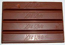 6/10 - Kit Kat, a tasty treat after a long, hard weekend