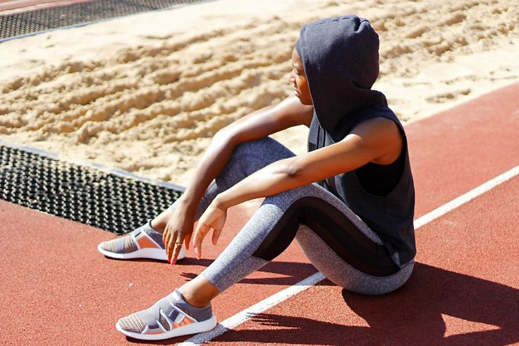 RIO 2016 Activewear from Forever 21 and Stella McCartney Adidas Pure Boost.