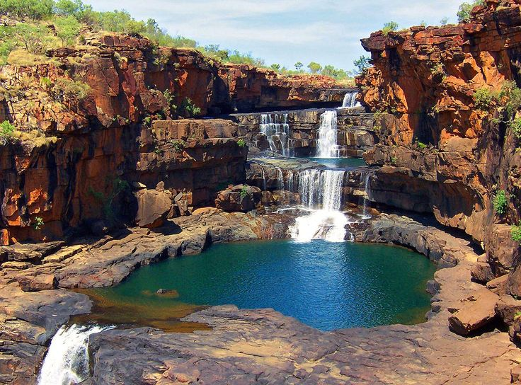 very old caves | Mitchell Falls, Western Australia