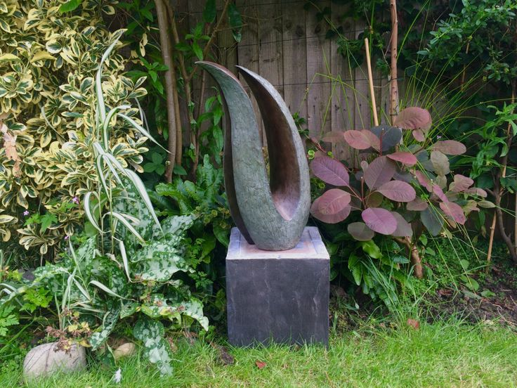 Garden sculpture  Abstract sculpture  bronze  Garden art  limited edition. 37 best 3D images on Pinterest   3d typography  Art installations
