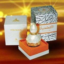 AL SHASHANIYA-ARABIC PERFUME  This is an oil based arabic perfume which has a fine blend of indian and cambodi oudh with pure amber.