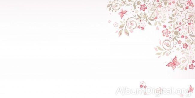 Fondo mariposas flores - Imagui