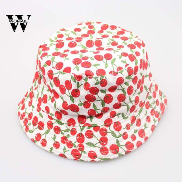 0d7c4547 2018 new arrival Toddler Baby Kids Boys Girls Floral Pattern Bucket Hats Sun  Helmet Cap Fisherman Hat HOT SALE Amazing May 2