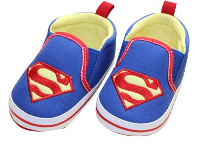 AliOfertas España Ботинки для младенцев Супермен