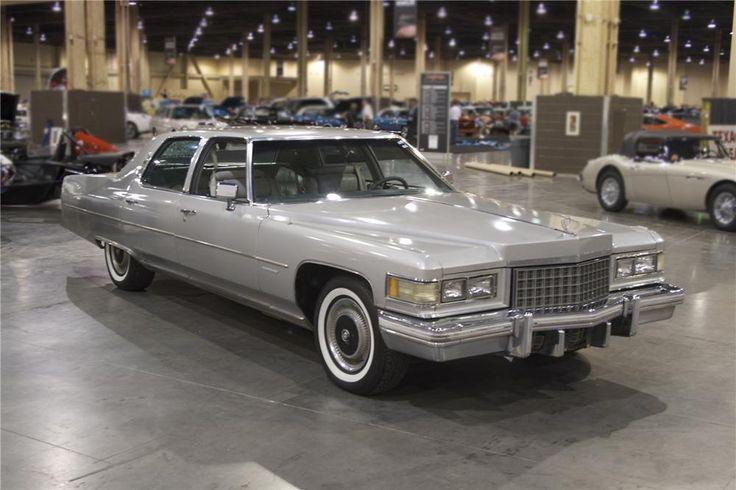 Pin On Cadillac 1971 76