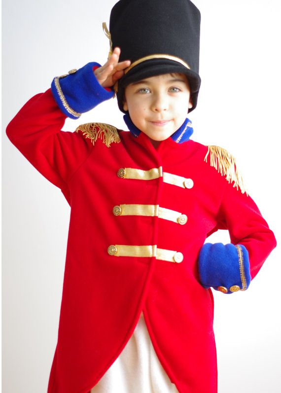 Nutcracker Or Toy Soldier Costume By Catherinesoucy On