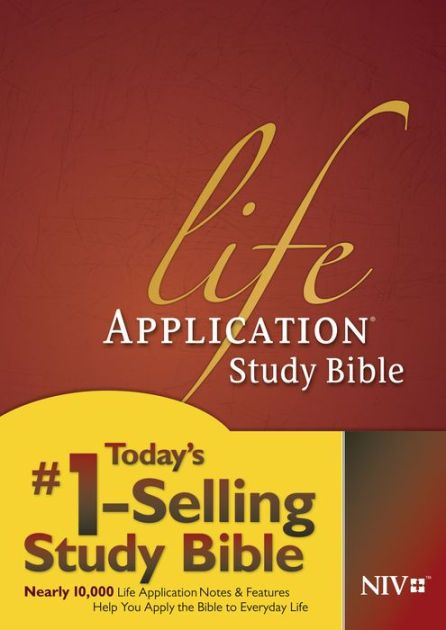 Updated and expanded for even greater application and understanding. This Life Application Study Bible is specifically designed to help you study...