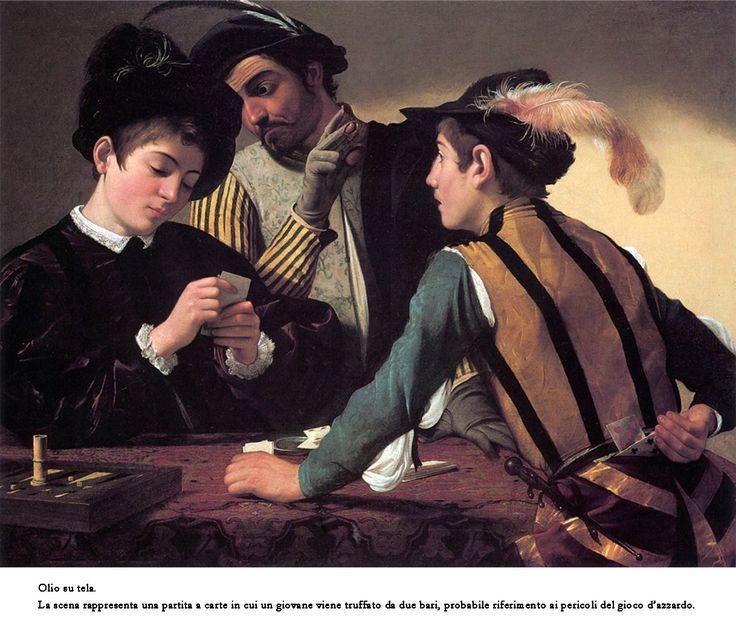 I bari - 1594 (Caravaggio)