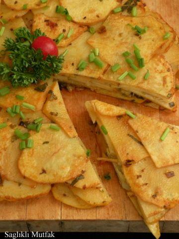 patates keki