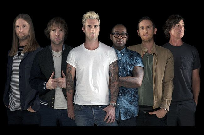 Exclusive: Check Out the First Part of Maroon 5's New Album Cover Art!