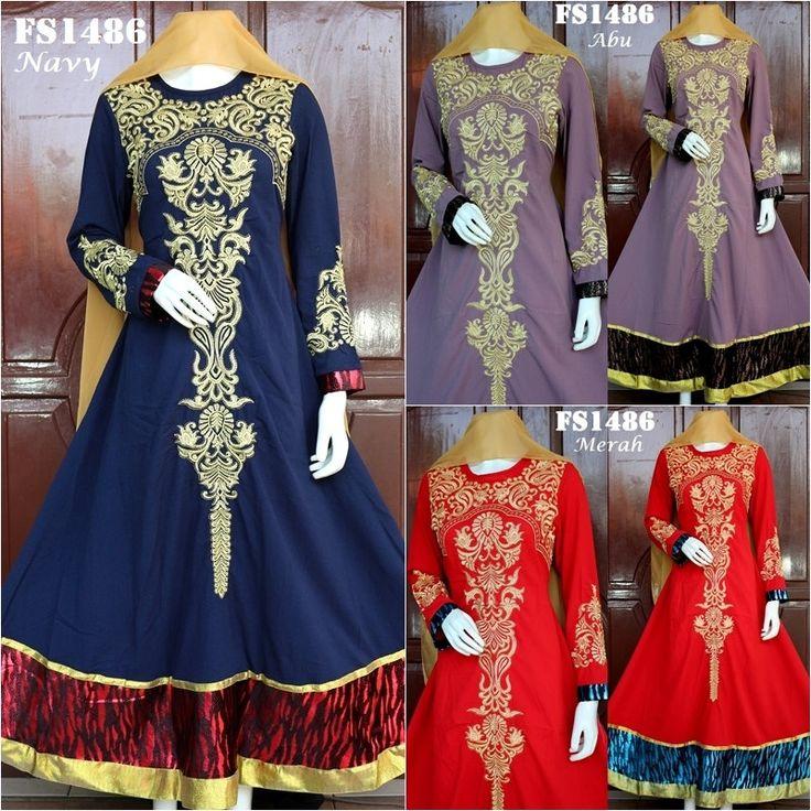 Fancy Abaya - Kaftan dress - Muslim Dress - Muslim Wedding Dress - Abaya Maxi Dress - Moroccan Kaftan - Dubai Kaftan - FS1486 Dress by Mustikacollection on Etsy