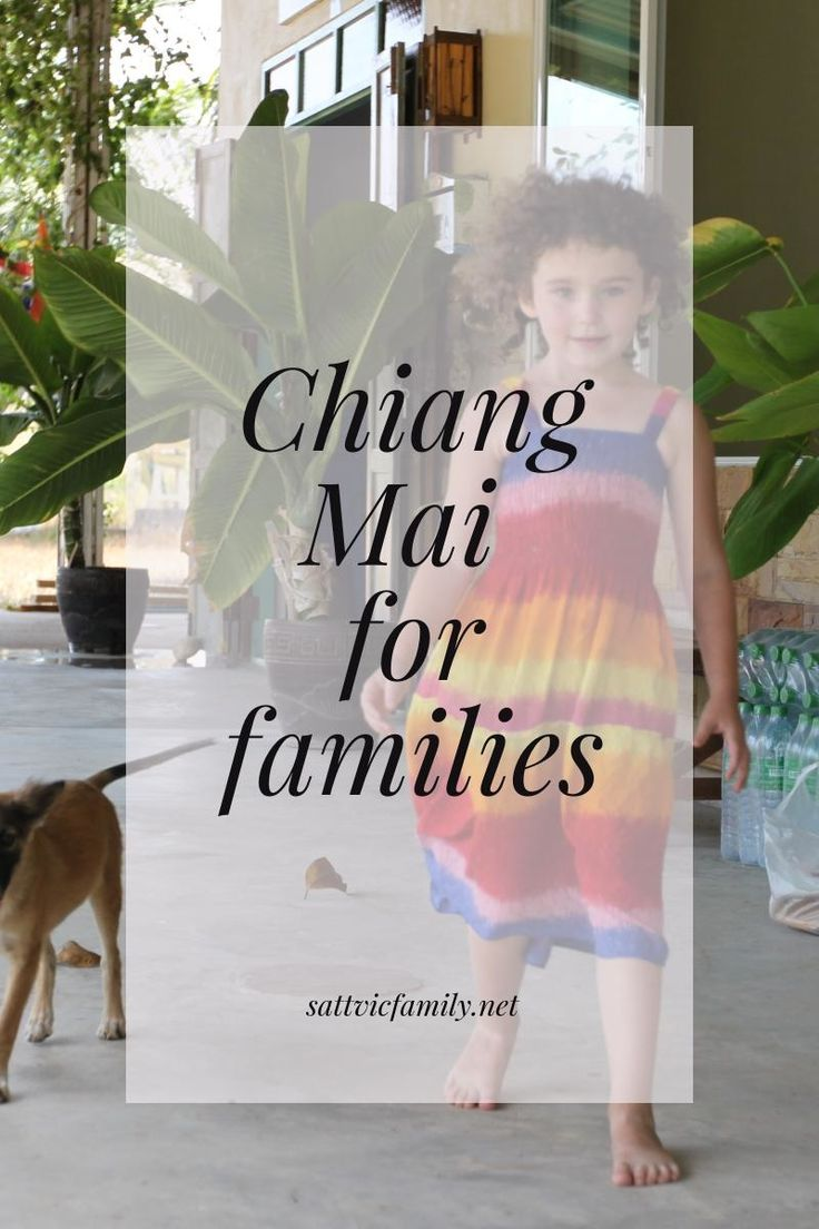 chiang mai for families