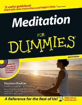 Meditation For Dummies by Stephen Bodian