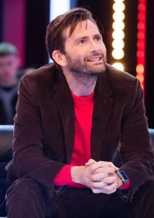 David's Velvet Top Gear Suit - Tumblin' for Tennant