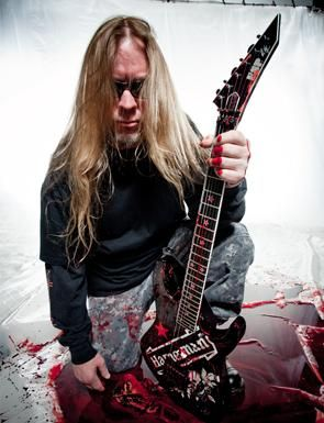 Jeff Hanneman (Slayer) the brain behind the band