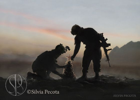 Silvia Pecota - Artwork - Canadian Forces - Miscellaneous