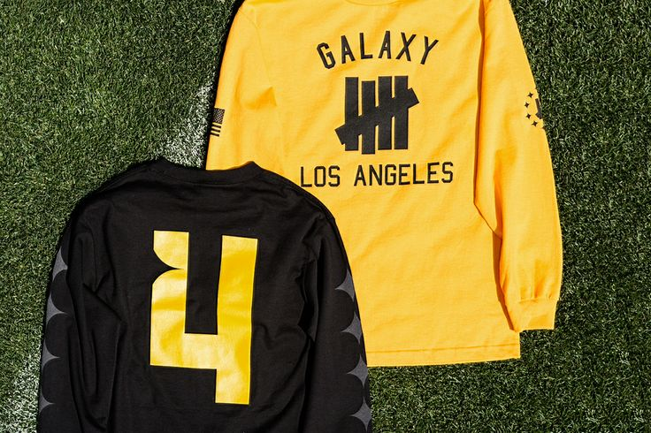 Image of LA Galaxy x Undefeated 2014 Field Collection