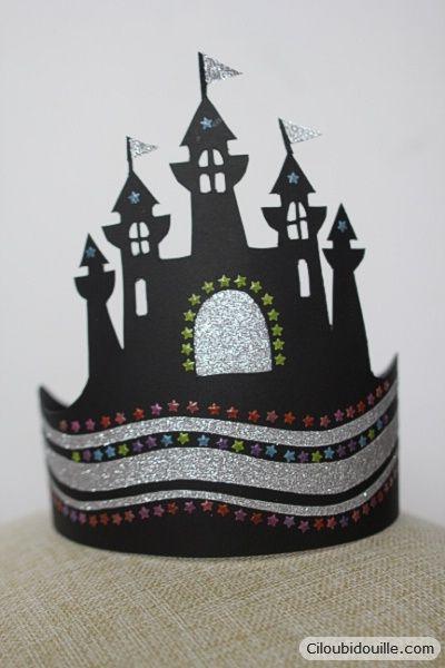 Faire une couronne pour la galette des rois   Ciloubidouille