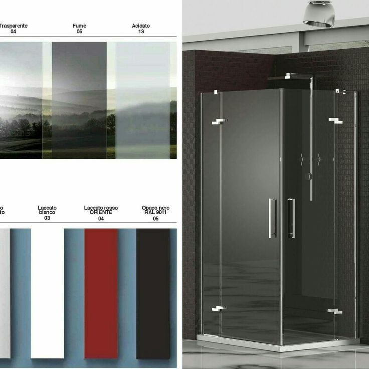 Oltre 1000 idee su box doccia su pinterest porte da for Idee box doccia