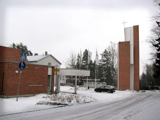Hyvän Paimenen kirkko