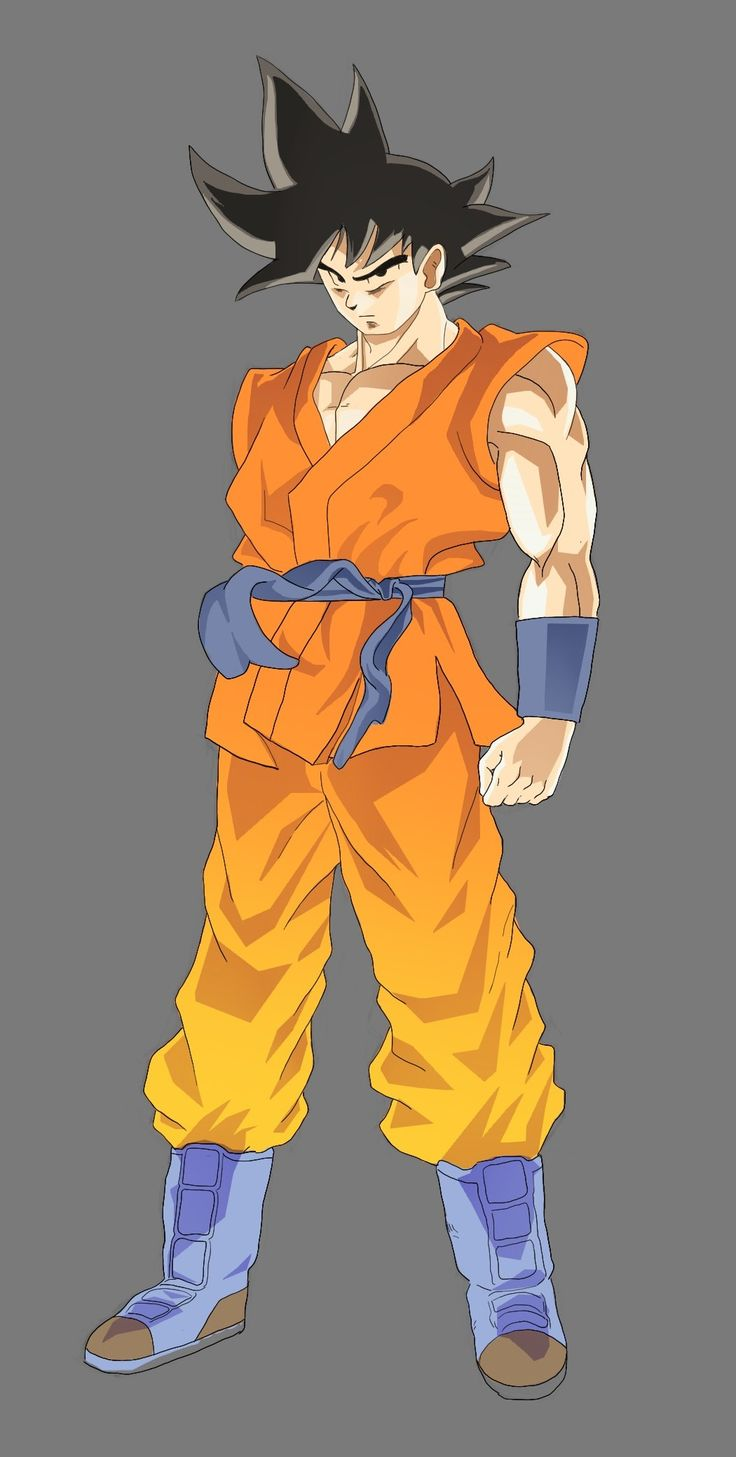 How to draw Goku from DragonBall - Visit now for 3D Dragon Ball Z compression shirts now on sale! #dragonball #dbz #dragonballsuper