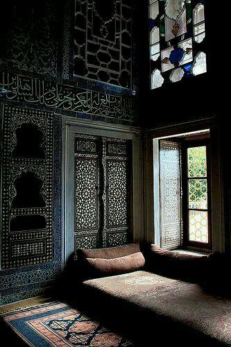 Topkapı palace, Istanbul…