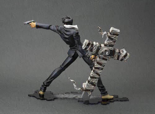 Amazon | コトブキヤ 劇場版トライガン Badlands Rumble ARTFX J ニコラス・D・ウルフウッド 1/8スケール PVC塗装済み完成品 | フィギュア・コレクタードール | ホビー 通販