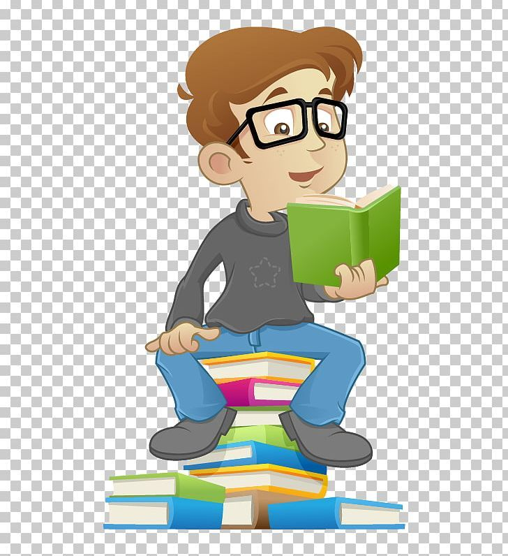 Reading Book Child Png Book Boy Caricature Cartoon Child Books To Read Png Books