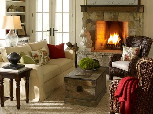 Top 25 best pottery barn pillows ideas on pinterest for Comfy cozy living room ideas