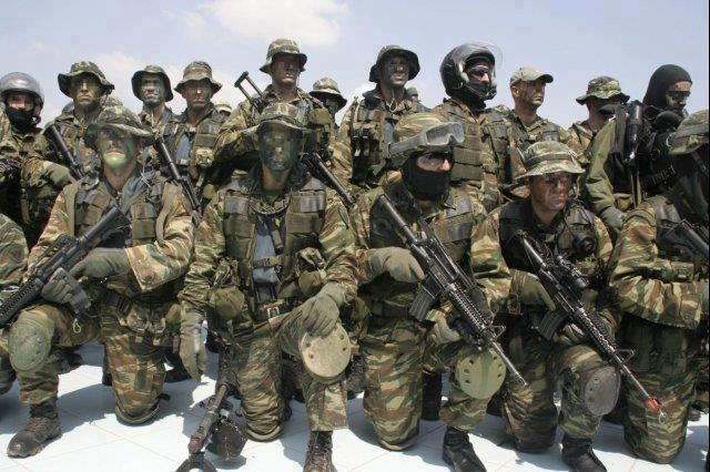 Hellenic Army Special Forces
