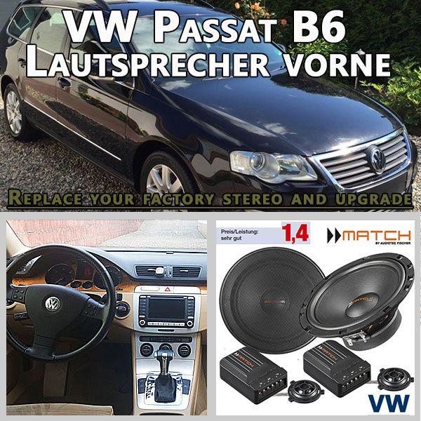 http://www.car-hifi-radio-adapter.eu/autolautsprecher/vw/vw-passat-b6-typ-3c-front-lautsprecher-autoboxen.html car-hifi-radio-adapter.eu VW Passat B6 Typ 3C 2005 - 2010 vordere Türen VW Lautsprecher Bewertung Car&Hifi sehr gut