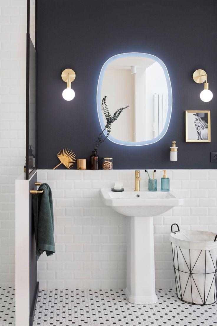 une petite salle de bains de 3m2   douche petit espace