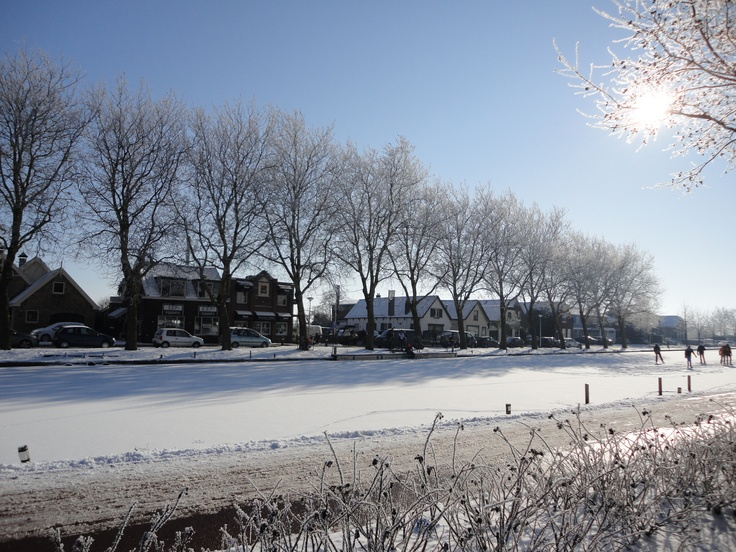Winter at Reeuwijk