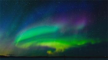 If you haven't seen this beautiful sight across a night sky immediately add it to your bucket list