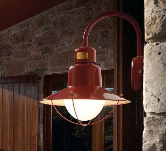 Plus de 1000 id es propos de lampes murales ext rieur for Applique exterieur zinc
