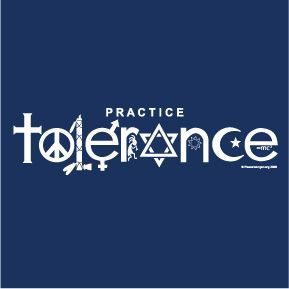 We all need to practice tolerance ❤