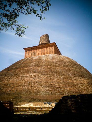 Anuradhapura (UNESCO World Heritage Site), Sri Lanka.#travel #travelinsurance #iloveinsurance See the world. Do your travel insurance comparison online, save time, worry, and loads of money. http://www.comparetravelinsurance.com.au/