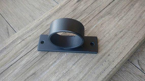 ceiling or wall brackets round rods 1 ea custom on wall brackets id=99888