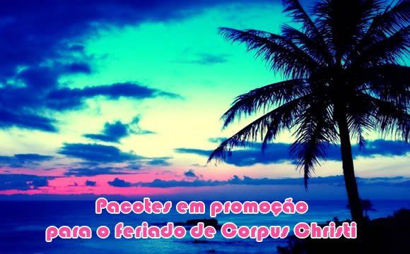 Pacotes Corpus Christi 2016 na CVC #corpuschristi  #feriado #pacotes #viagem #promoção #cvc