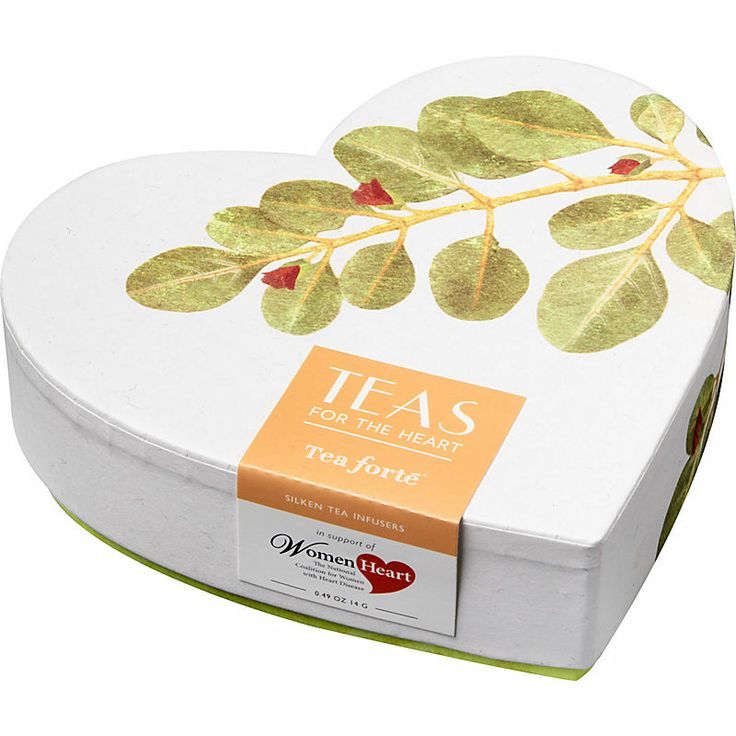 Gifts For Mom: Tea Forte Teas for the Heart